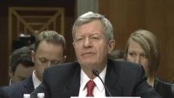 美参院听证审议鲍卡斯驻华大使任命