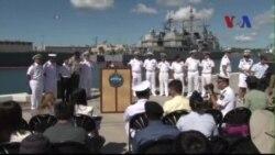 Biển Đông: Ðề tài hàng đầu trong cuộc đàm phán Mỹ-Trung