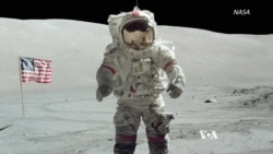 Space Program Status Disappoints 'Last Man on the Moon'