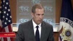 Mỹ lo ngại về án tù đối với các blogger, nhà hoạt động Việt Nam