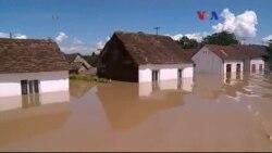 Balkanlar'da Sel Felaketi Yıkıma Yolaçtı