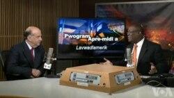 Anbasadè Kenneth Merten Di Lavwadlamerik Lèzetazini Panse li Lè li Tan pou Twoup Militè MINUSTAH yo Kite Ayiti