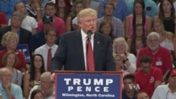 Trump Suggests 'Second Amendment People' Could Act Against Clinton