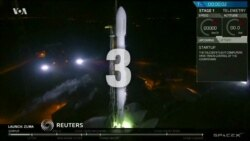 SpaceX запустила у космос секретний апарат уряду США під назвою Zuma. Відео