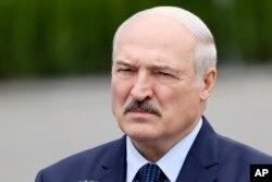 Belarus သမၼတ Alexander Lukashenko