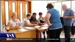 Votimet në Qarkun e Gjirokastrës