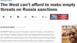 Путін стане агресивнішим, якщо Захід не підкріпить погрози санкціями - ЗМІ
