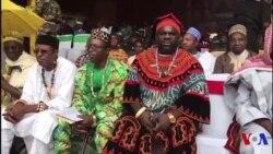 Fête nationale du Cameroun en pleine crise anglophone (vidéo)