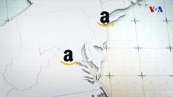 Amazon yeni qərargahlarının yerini açıqladı