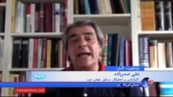 علی صدرزاده: انتقاد روحانی، حمله او به قوه قضائیه است