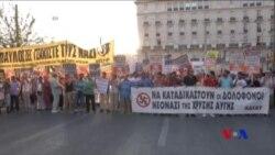 希臘集會抗議極端民族主義