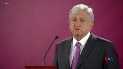 美墨兩國總統商討從根本上解決移民問題