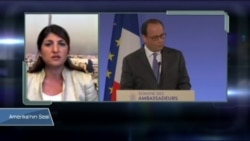 Hollande'dan Türkiye'ye: 'Suriye'ye Operasyon Tezat ve Riskli'