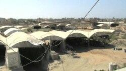 이집트, 가자 밀수터널 봉쇄