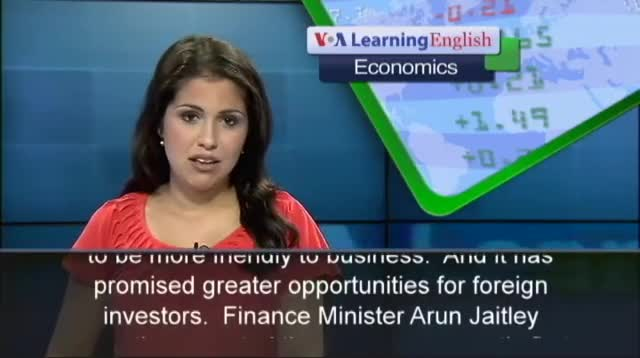 India's New Government Hopes to Appeal to Foreign Investors