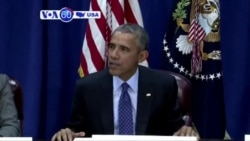 VOA60 America- President Obama begins to promote the Trans-Pacific Partnership