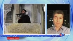 حمله جنگنده های عراق به کاروان خودروهای رهبران داعش