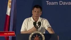 TT Philippines tuyên bố không hợp tác với điều tra của LHQ