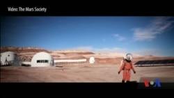 На станції у штаті Юта розпочинається унікальна програма підготовки людей до життя на Марсі. Відео