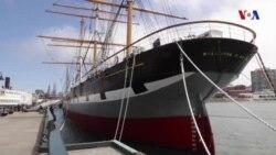 130 yaşlı kargo gəmisi