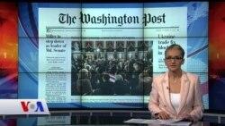 25 Ekim Amerikan Basınından Özetler