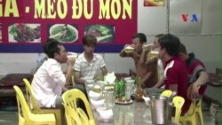 Người Việt chưa bỏ thói quen ăn thịt mèo