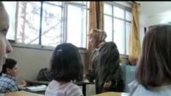 U Siriji, djeci ni u školi rat nije daleko