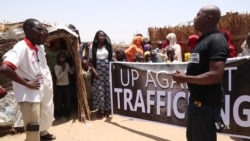 Nigerian Activists Warn IDPs of Human Trafficking Risk