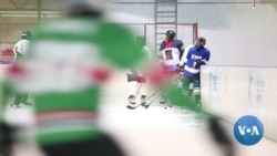 Kenya's Only Ice Hockey Team Inspires New Generation of Players