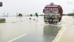 Heavy Rains in Eastern India Flood Highway, Disrupt Movement