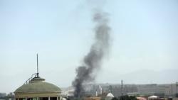塔利班進入阿富汗首都 美國外交人員乘直升機撤離