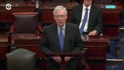 Деньги будут: Сенат договорился о пакете помощи стоимостью в 1,8 триллиона долларов