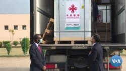 Vacinas Covid-19 da China chegam Moçambique