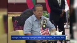 Malaysia tránh làm Trung Quốc nổi giận tại Hội nghị ASEAN