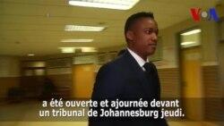 Le fils de Zuma inculpé d'homicide dans un accident de la route (vidéo)