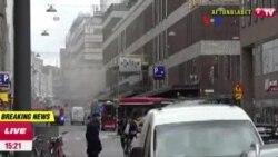 Possível ataque terrorista na Suécia