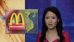 McDonald's mở nhà hàng đầu tiên ở Việt Nam