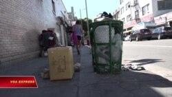 Chuyên gia: Các khu lán trại LA đang trở thành các khu ổ chuột