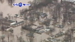 VOA60 America- Flooding in the midwest with more feared in the next several days
