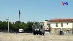 Sur'da Polis Ablukasında Yıkım