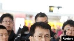 최강일 오스트리아 주재 북한 대사.