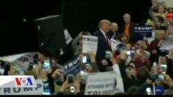 Tepkilere Rağmen Trump Yarışta Önde