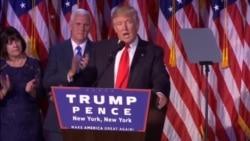 Billionaire Donald Trump Triumphs In US Election Race, Defeats Clinton
