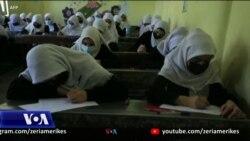 Ekspertët:Talibanëtkërcënojnësistematikishtgratëafgane
