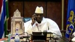 Perezida watowe wa Gambiya Adama Barrow atangaza ko imfungwa za politiki zizarekurwa