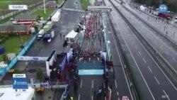 16. İstanbul Yarı Maratonu'nda Dünya Rekoru Kırıldı