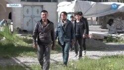 Afganlar'ın Umut Yolculuğu Diyarbakır'da Son Buldu
