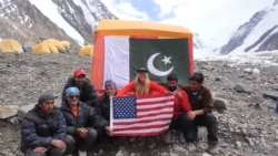 British American Climber Makes 3rd Attempt at K2 Summit