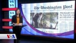 30 Ekim Amerikan Basınından Özetler