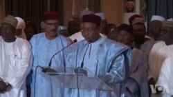 Le président Issoufou salue les résultats du premier tour